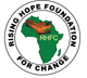 RISING HOPE FOUNDATION FOR CHANGE